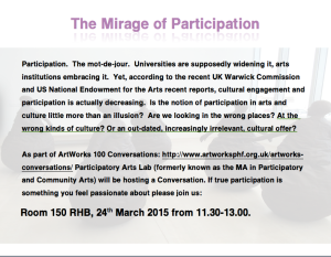 Mirage of Participation